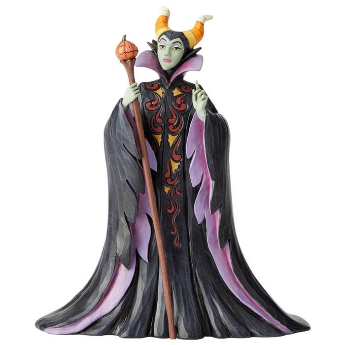 Cheap Disney Traditions Candy Curse (Maleficent Halloween Figurine) Only £44.99