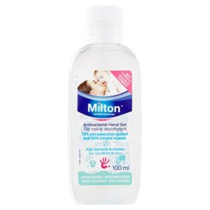 Milton Anti-Bacterial Hand Gel Only £1.10