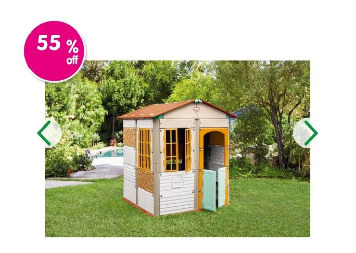 Little Tikes Build-a-House - Save £110