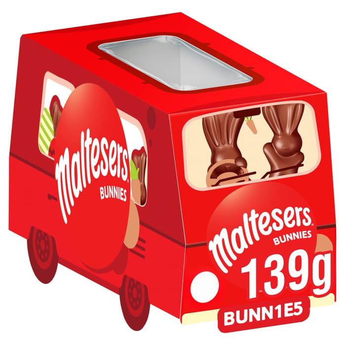 Cheap Malteaster Bunny Easter Gift Pack 139G Only £3