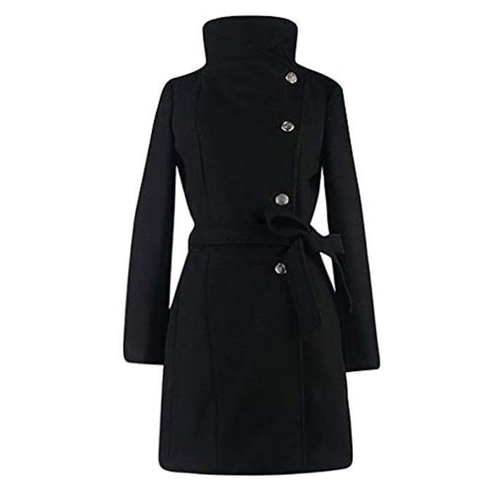 Cheap Womens Winter Wool Coat Down to £9.56