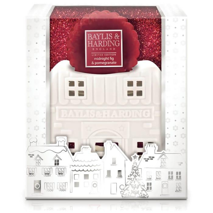 Baylis & Harding Signature Classic Wax Melt House Set