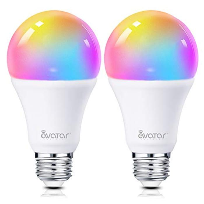 DEAL STACK - 2 X Smart Bulbs (Amazon Lightning + Extra Voucher)