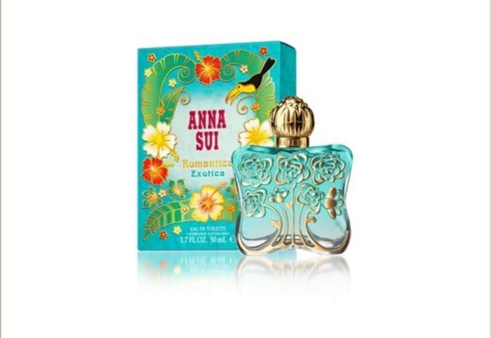 Anna Sui Romantica Exotica Eau De Toilette 50ml
