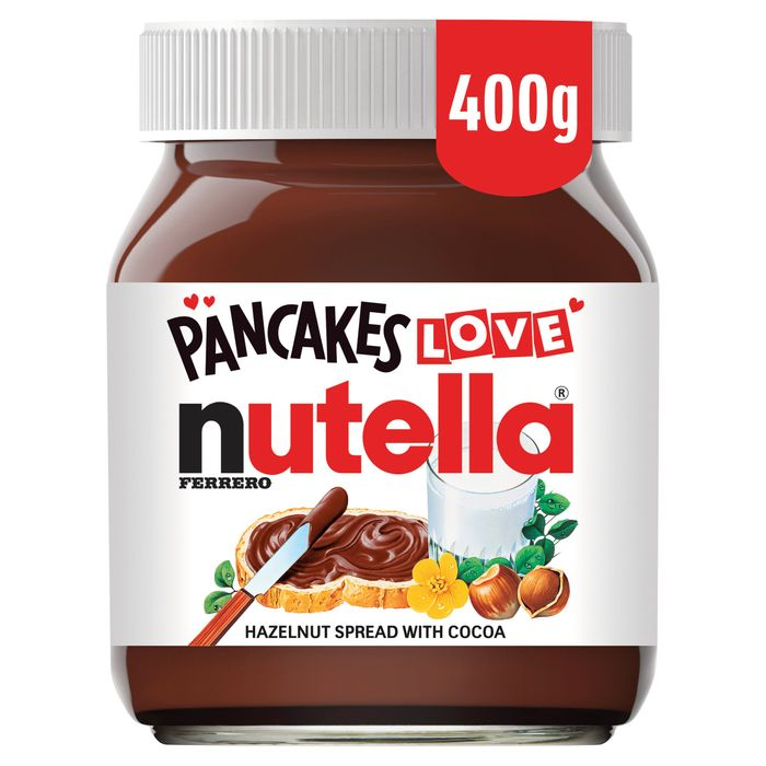 Cheap Nutella Hazelnut Chocolate Spread 400g Only 2 At Tesco Latestdeals Co Uk