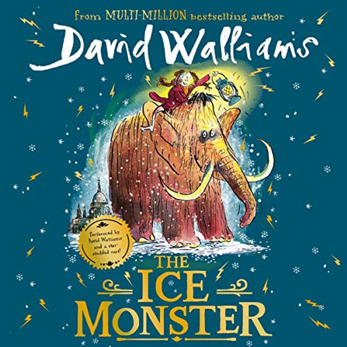 The Ice Monster Audible Audiobook Unabridged