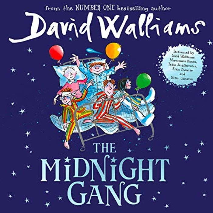 The Midnight Gang Audible Audiobook Unabridged