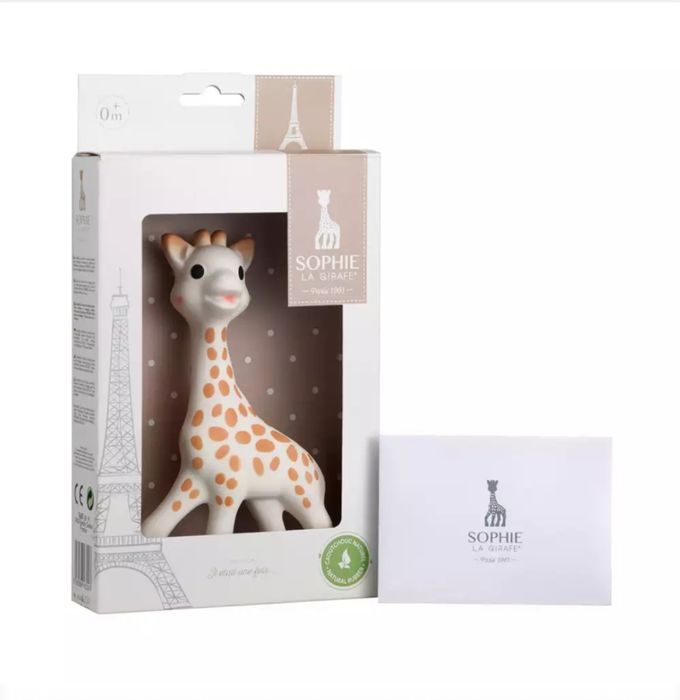 Sophie La Girafe - Original Teether Down From £15 to £10.05
