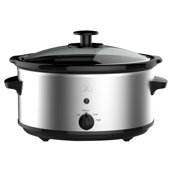 Tesco 3L Slow Cooker Down From £13 to £10