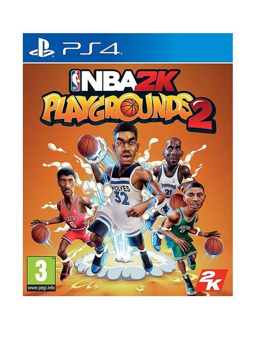 Playstation 4 NBA 2K Playgrounds 2 - PS4