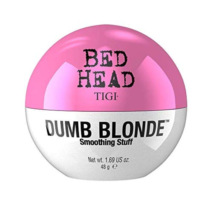 Bed Head by Tigi Dumb Blonde Smoothing Cream