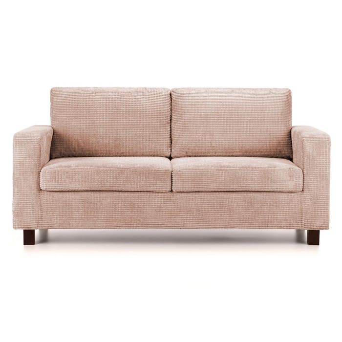 Max 3 Seater Fabric Sofa