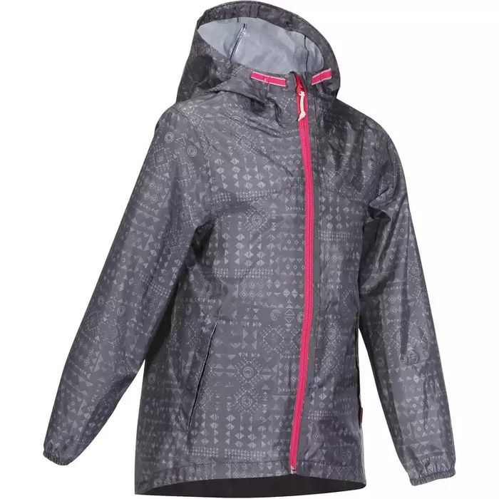 Quechua Mh150 Children's Waterproof Hiking Jacket (2 to 6 Years)