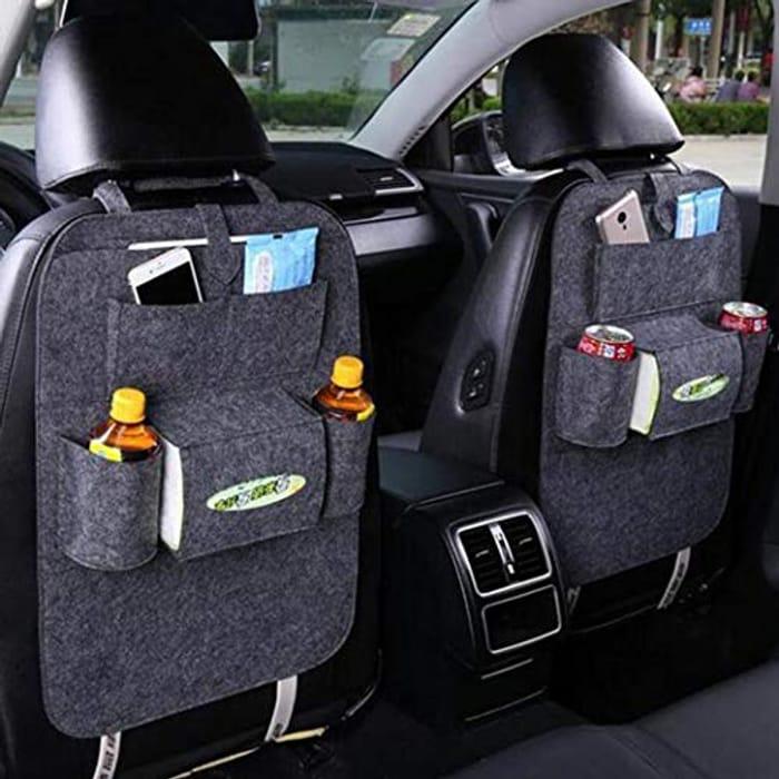 Car Seat Pocket Multifunctional Bag