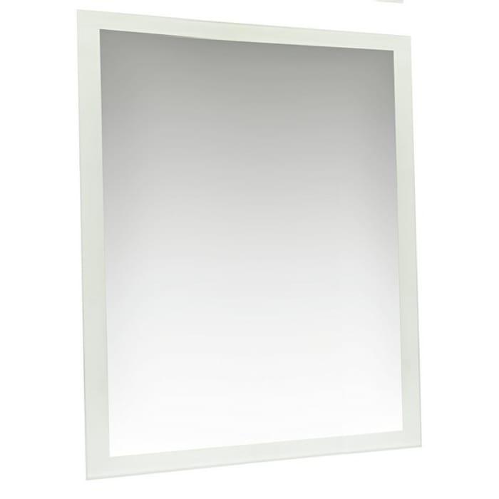 Cheap LED Bathroom Mirror with Shaving Socket - 50% Off