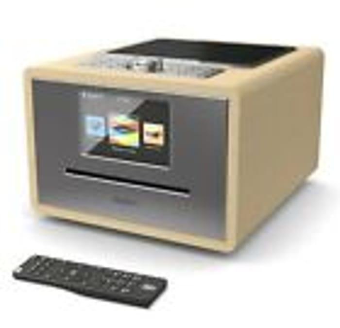 Majority Micro DAB+ FM Hi-Fi System CD Player Internet Wifi Radio Bluetooth