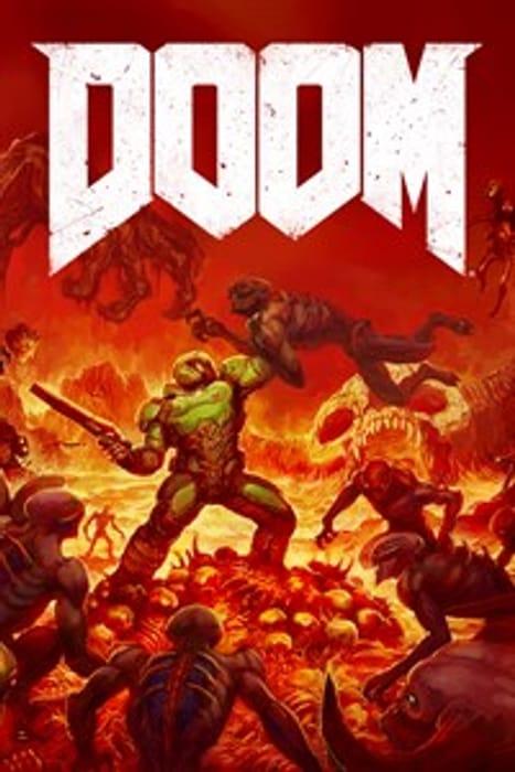 Xbox One DOOM £4.49 at Microsoft Store