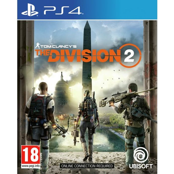 PS4 / Xbox One Tom Clancy's the Division 2 (FREE C&C) £8.99 at Argos