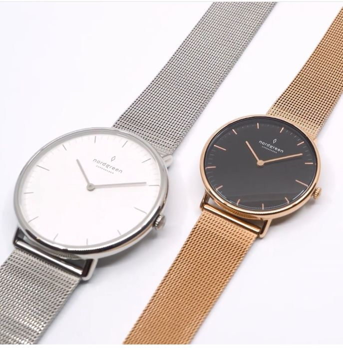 Free Strap with Watch Orders at Nordgreen Watches
