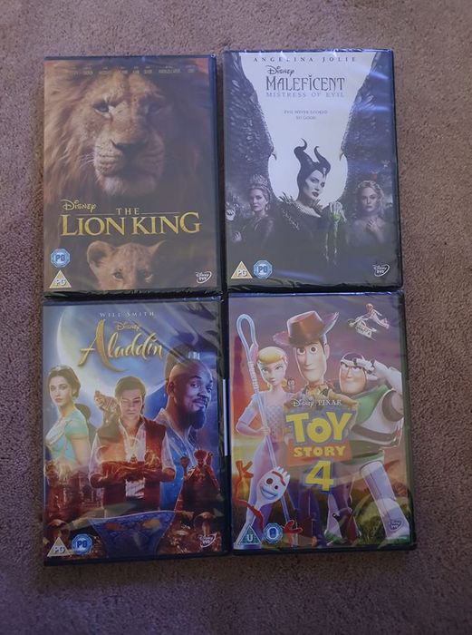 Disney Movies £5 Each