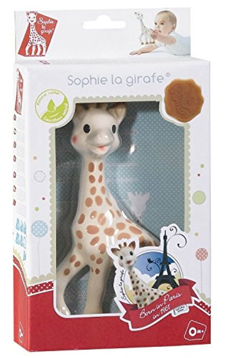 Sophie La Girafe - Baby Teething Toy **4.6 STARS**