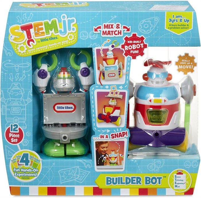 STEM Jnr by Little Tikes: Builder Bot