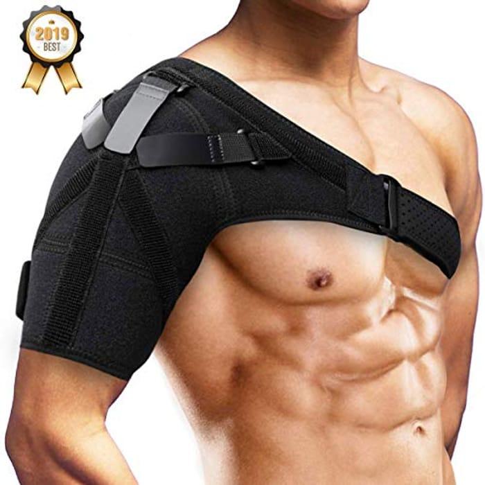 Adjustable Shoulder Support Brace