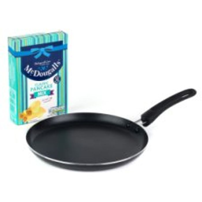 Better than 1/2 Price! Salter 25Cm Pan with 155G Pancake Mix.