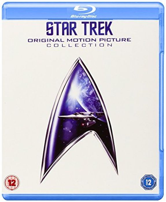 Best Ever Price! Star Trek - Original Motion Picture Collection 1-6 [Blu-Ray]