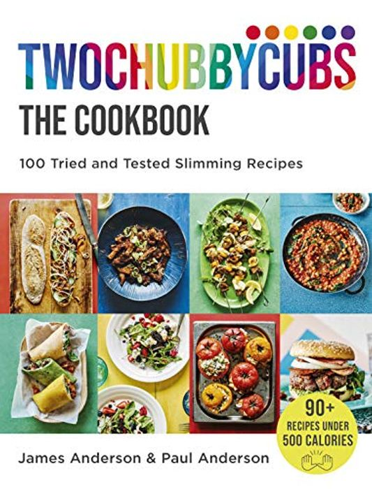 Twochubbycubs the Cookbook: 100 Tried & Tested Slimming Recipes *4.9 STARS*