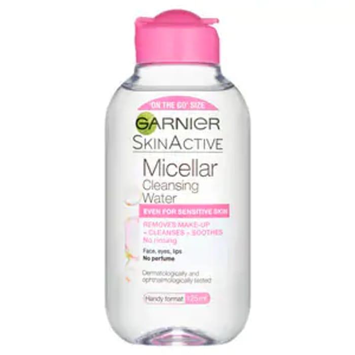 Garnier Micellar Water Sensitive Skin 125ml