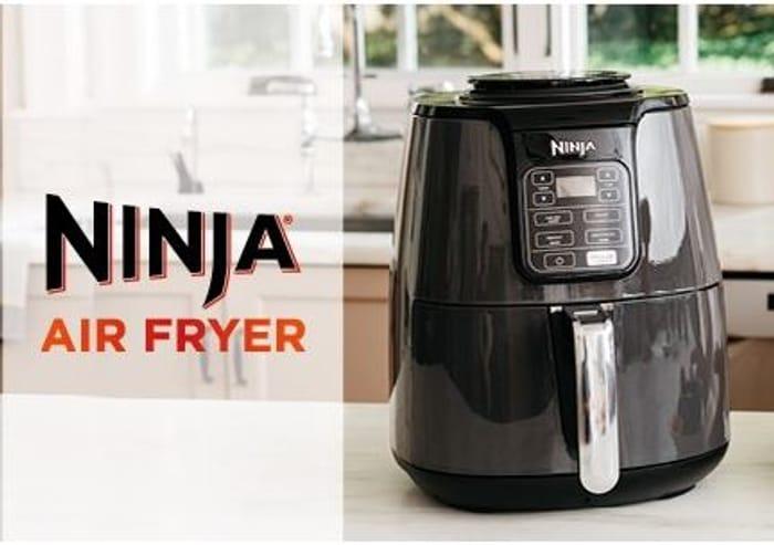 Amazon Deal Of The Day Ninja Air Fryer 3 8l 4 7 Stars