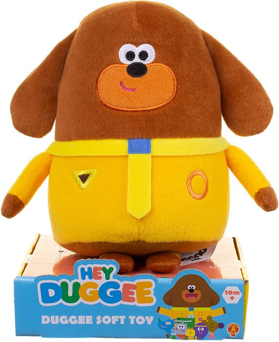 Special Offer - Hey Duggee Soft Toy 20cm ***4.7 Stars***