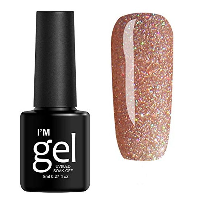 Shining Gel Nail Polish with Free Delivery