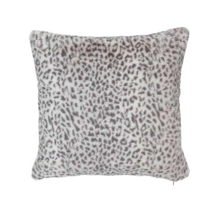 Animal Print Cushion - 50% Off