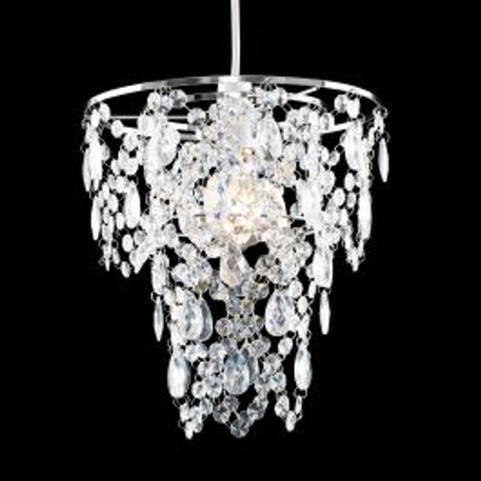 Marinella 2 Tier Pendant Shade - Only £10