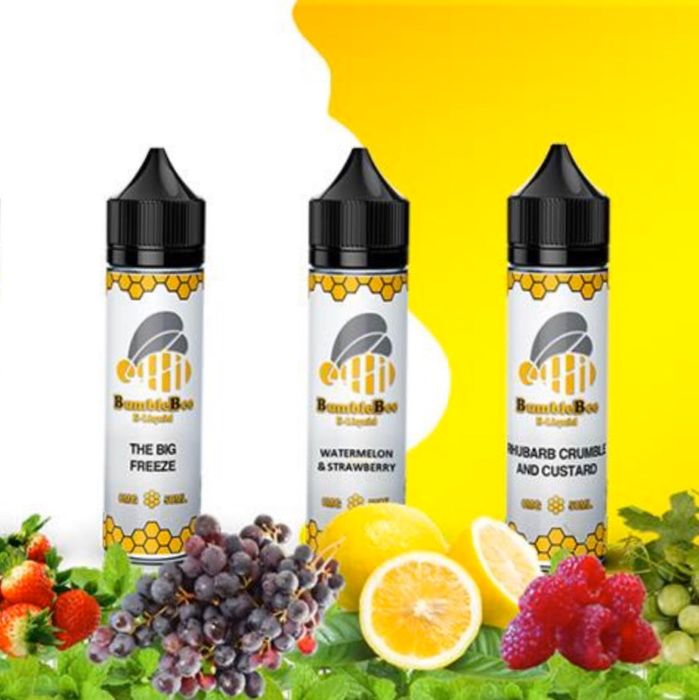 30% off Bumblebee & Jumy Eliquid
