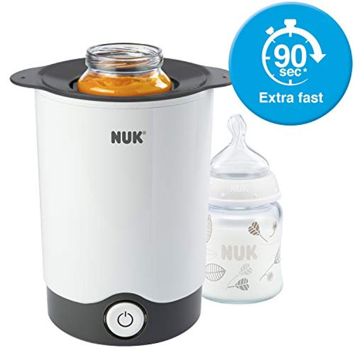 NUK Thermo Express Bottle Warmer,