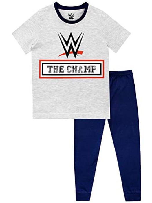 Boys World Wrestling Entertainment Pyjamas