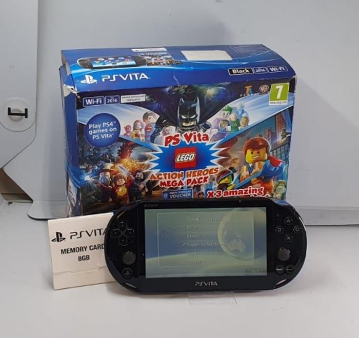 PlayStation Vita Slim (Used)