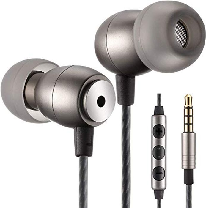 Betron GLD100 Earphone with Mic and Volume Control