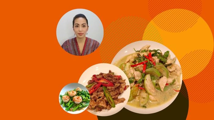 Thai Food Easy Recipe (Thai Kitchen Eat like Thai) - Free with Code at Udemy