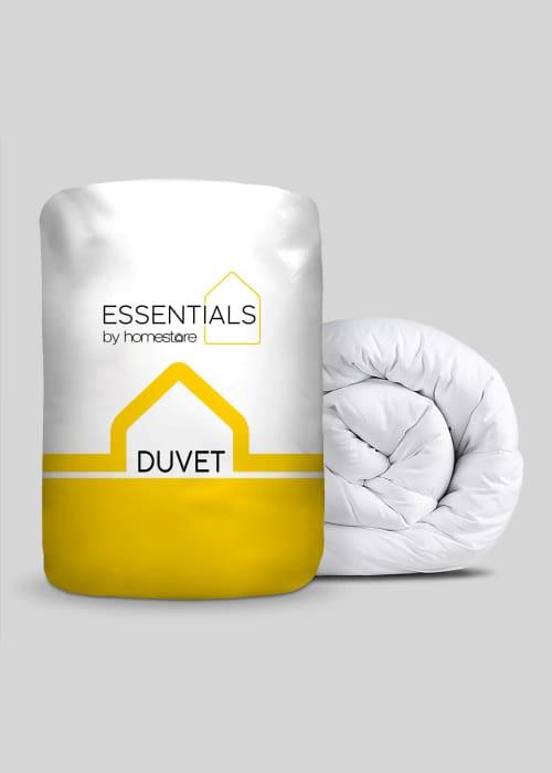Essentials 10.5 Tog Duvet at Matalan - Only £6.50!
