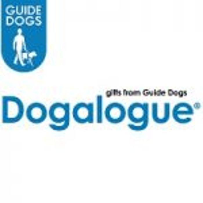 Enter Code for 10% off Your Entire Basket at Dogalogue, the Official Guide Dogs Online Gift Shop.