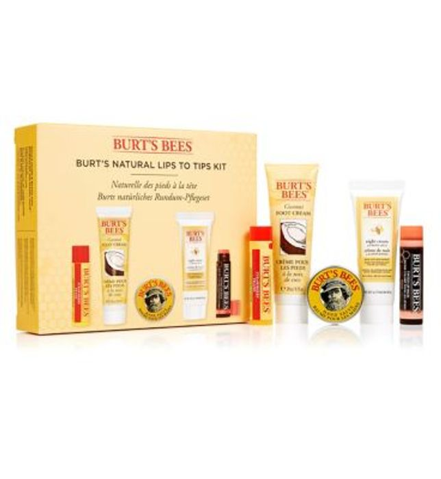 Burt's Bees All Body Basics Gift Set - save £5.33