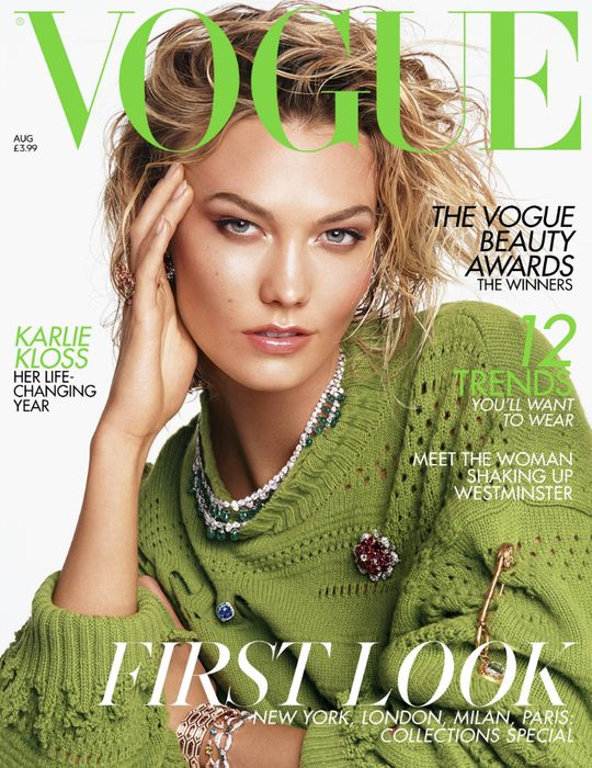 Vogue Magazine - 3 Issues for £1!
