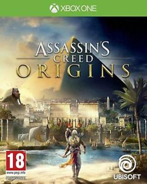 Assassins Creed: Origins (Xbox One) Brand New & Sealed UK PAL Free UK Shipping