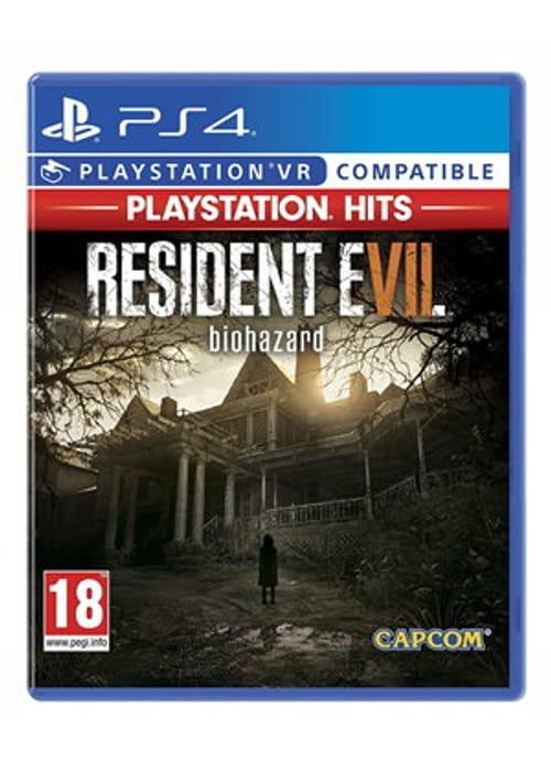 Resident Evil 7 Biohazard PS4 VR Compatible £9.99 at Base