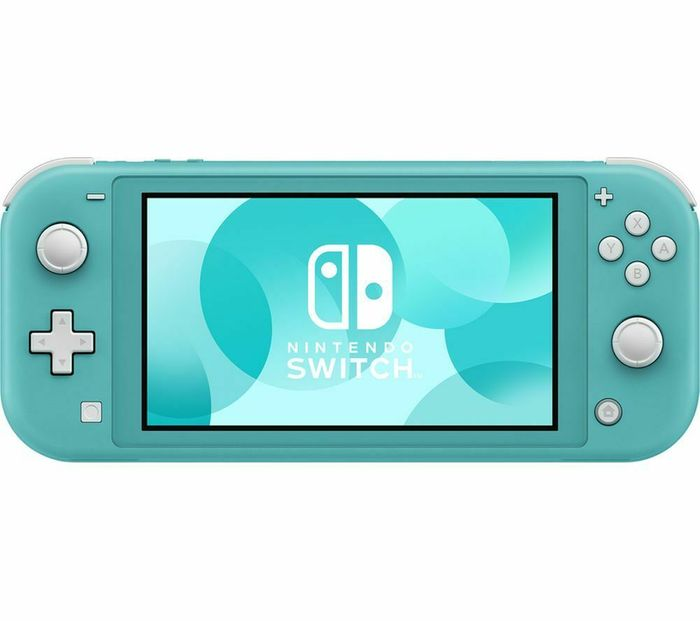 NINTENDO Switch Lite - Turquoise - Currys - Only £169
