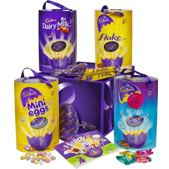 Special Offer - X Large Easter Eggs Any 2 for £7